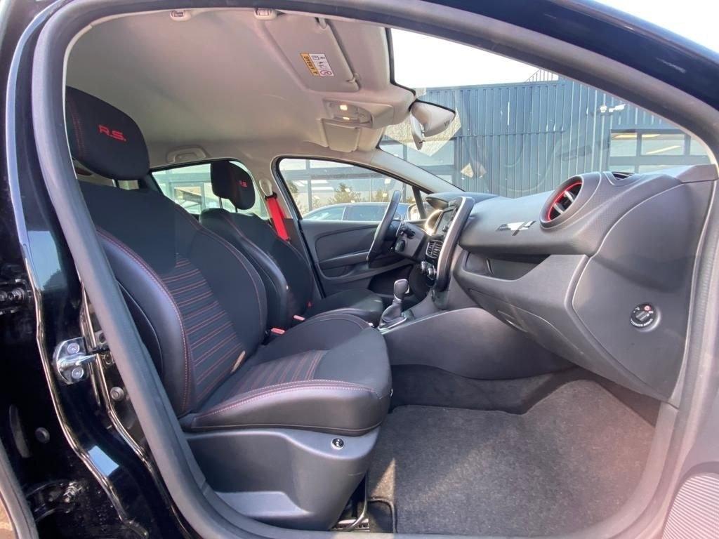 Renault Clio IV RS TROPHY 220 BVA EDC MONITOR