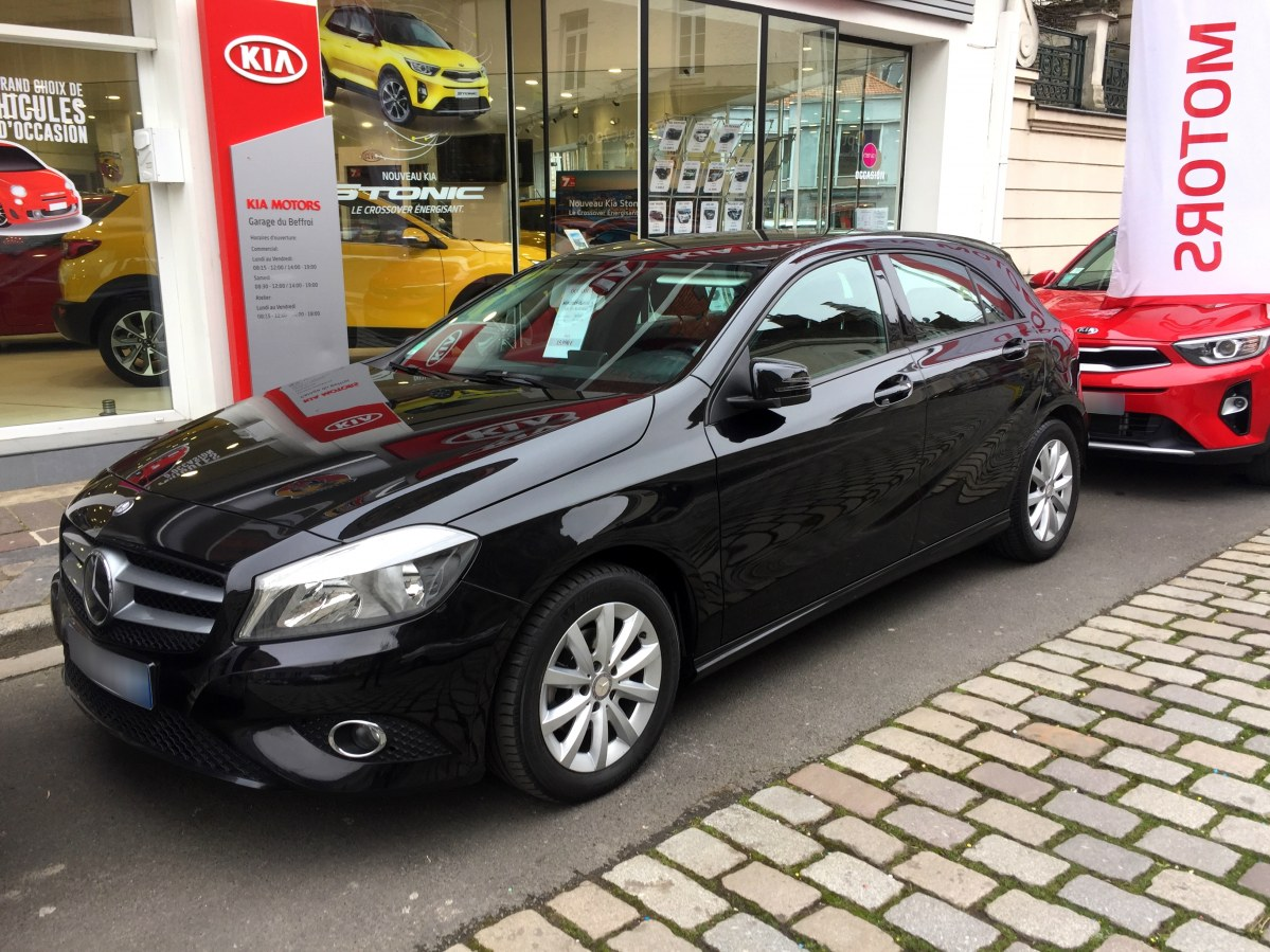 Occasion Mercedes Classe A BETHUNE 62400