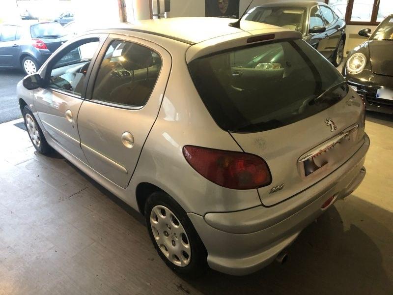 Occasion Peugeot 206 NANTEUIL LES MEAUX 77100