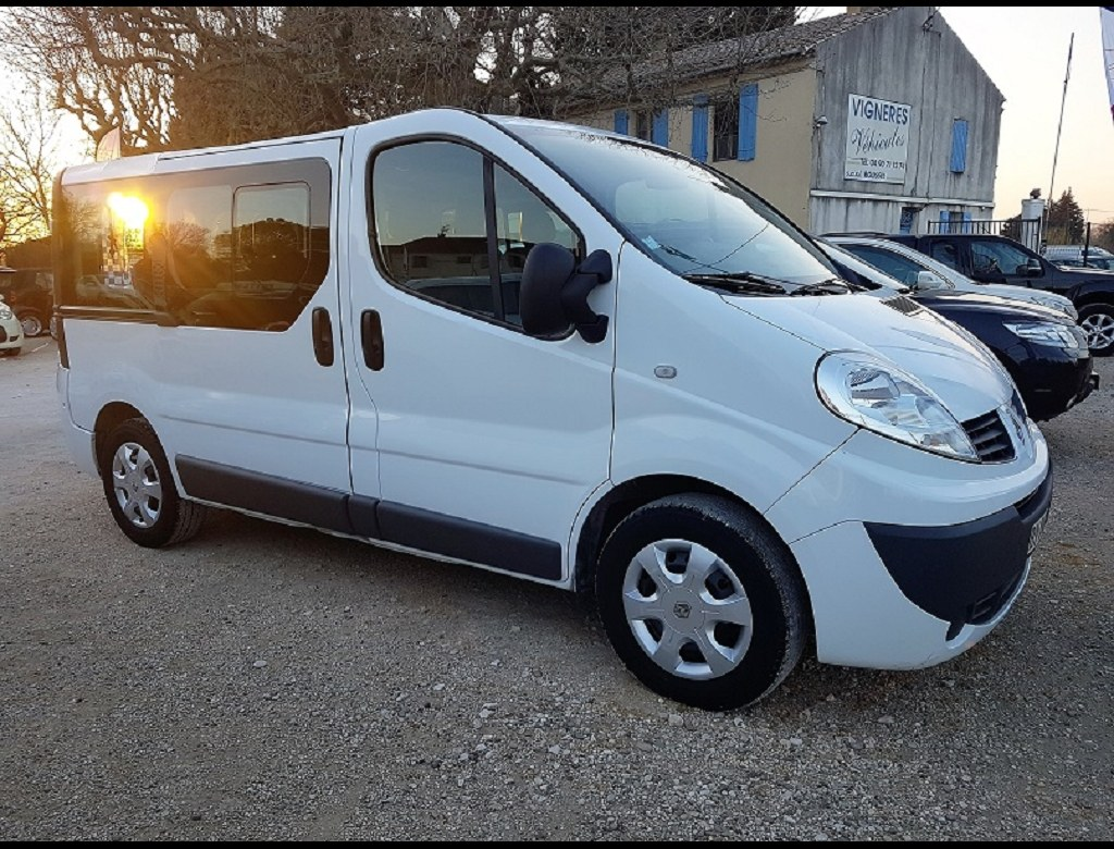 Occasion Renault Trafic Passenger CAVAILLON 84300
