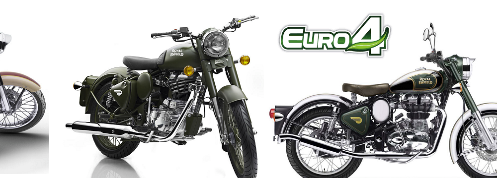 ROYAL ENFIELD Euro 4