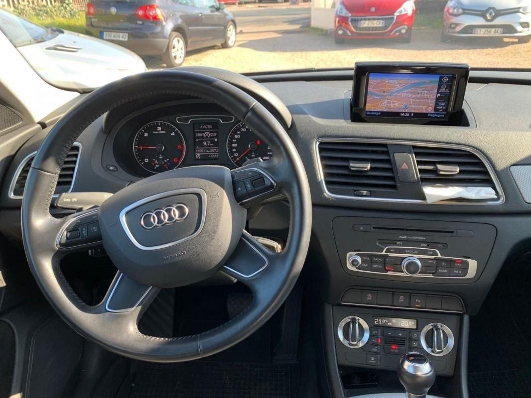 Audi Q3 2.0 TDI 140 QUATTRO BUISNESS
