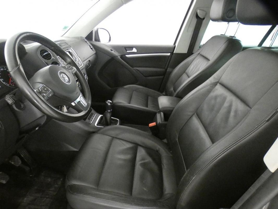 Volkswagen Tiguan 2.0 TDI 140CH BLUEMOTION TECHNOLOGY FAP CARAT 4MOTION
