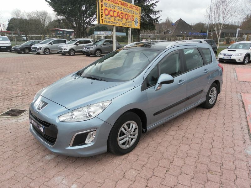 Occasion Peugeot 308 SW COMPIEGNE 60200