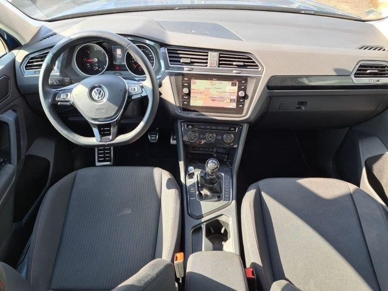 Volkswagen Tiguan 2.0 TDI 115 CV