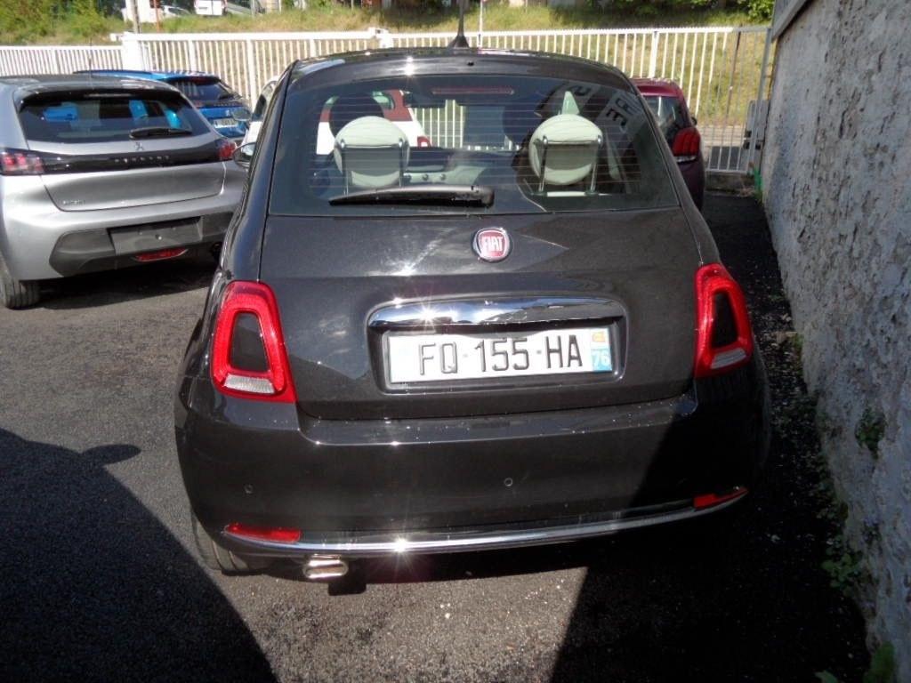 Fiat 500 12 STAR 69 CV DUALOGIC Car play
