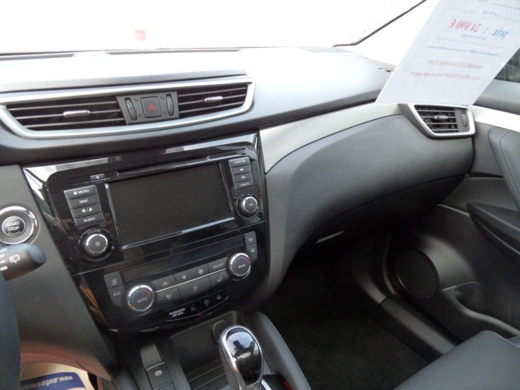 Nissan Qashqai 13 D-IGT 160 TEKNA DCT7