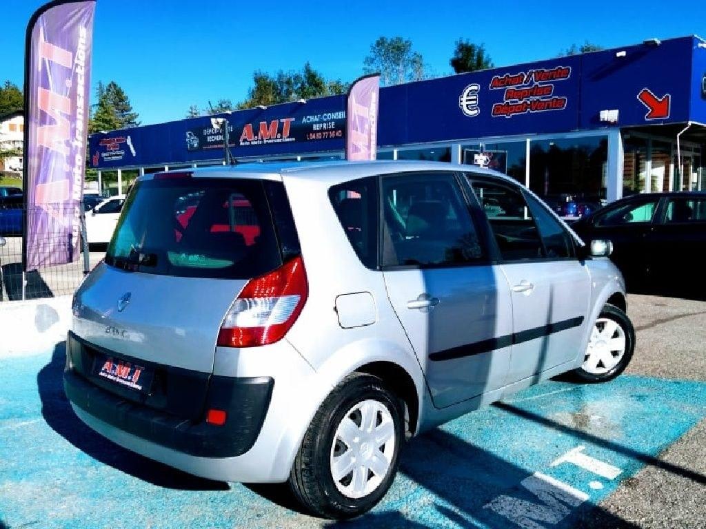 Renault Scénic 1.5 dCi 105 Euro 4 Pack Authentique