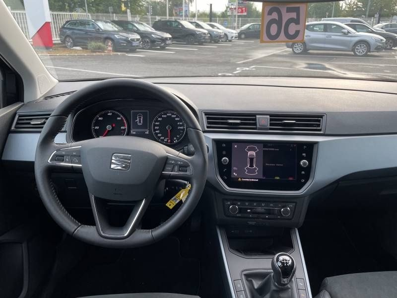 Seat Arona 1.6 TDI 95 ch Start/Stop BVM5 Urban