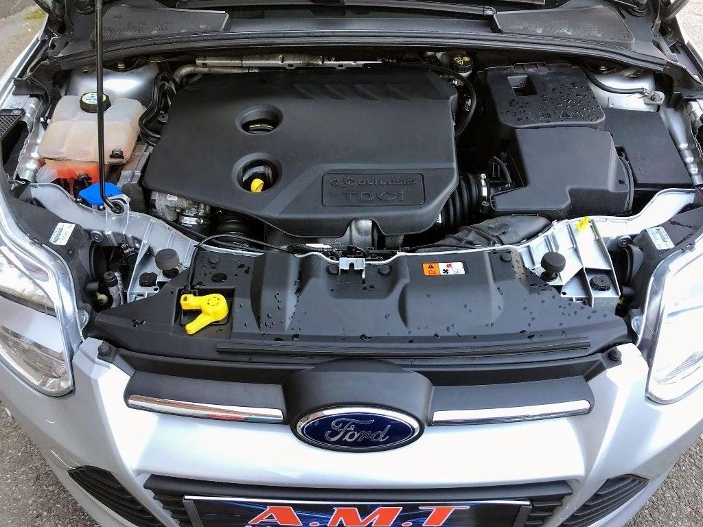 Ford Focus 1.6 TDCi 115 SetS Titanium
