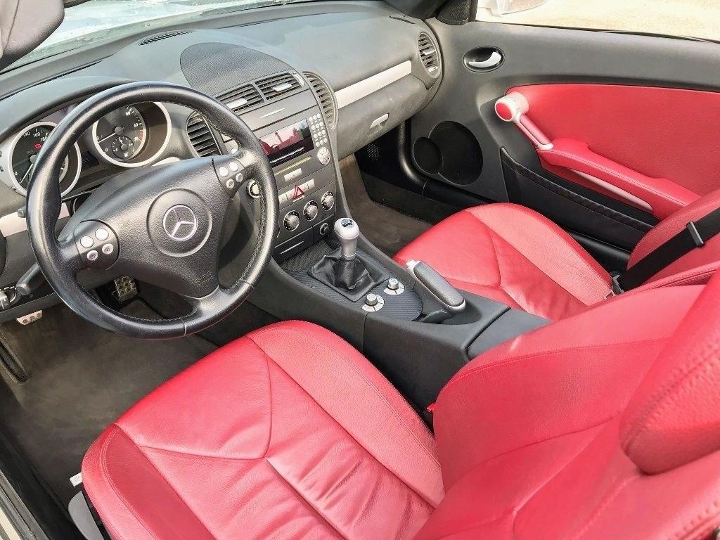 Mercedes Classe SLK 200 K 163 cv