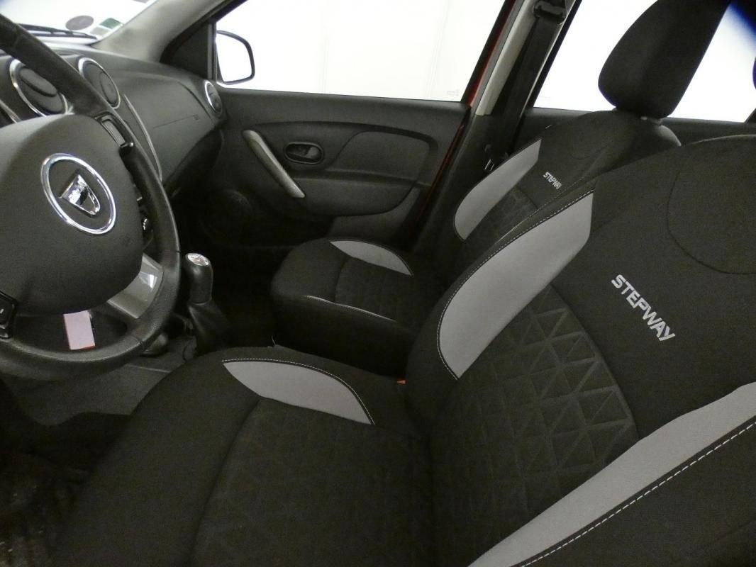 Dacia Sandero 0.9 TCE 90CH STEPWAY PRESTIGE