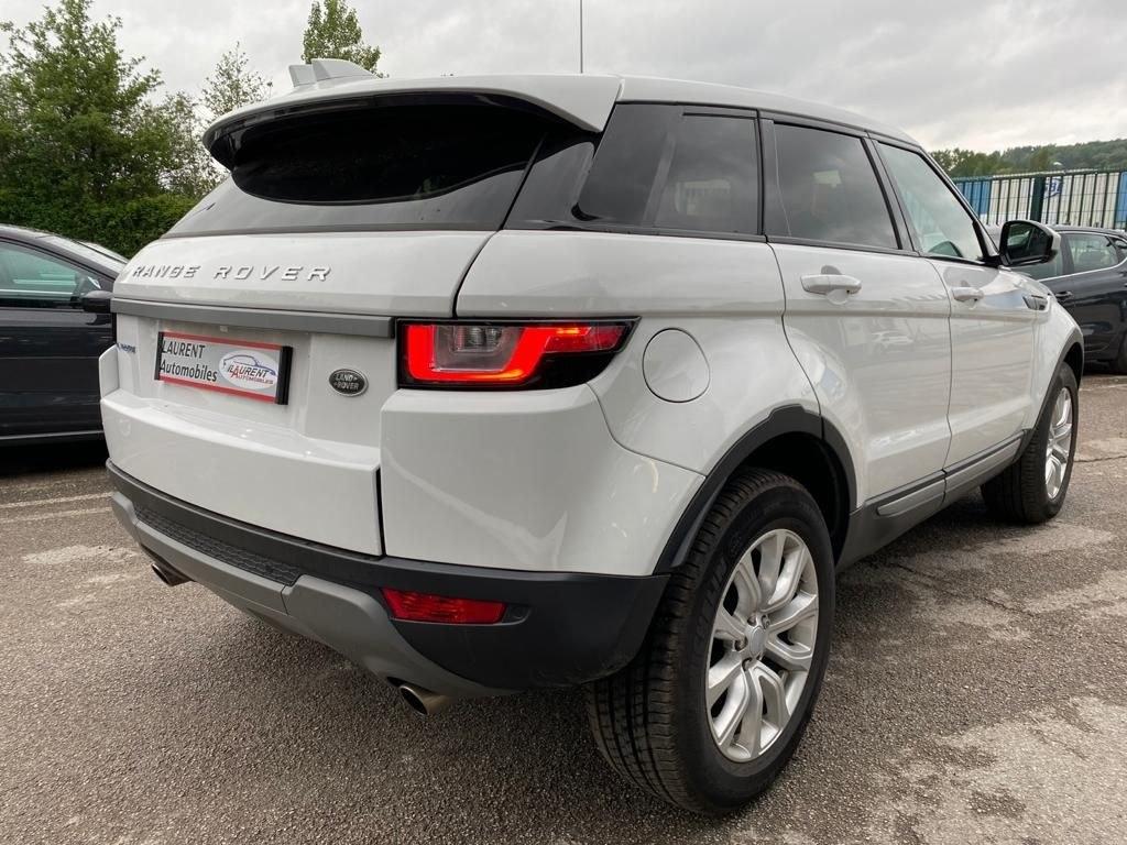Land Rover Range Rover Evoque 2.0 TD4 150 CV GPS TOIT PANORAMIQUE
