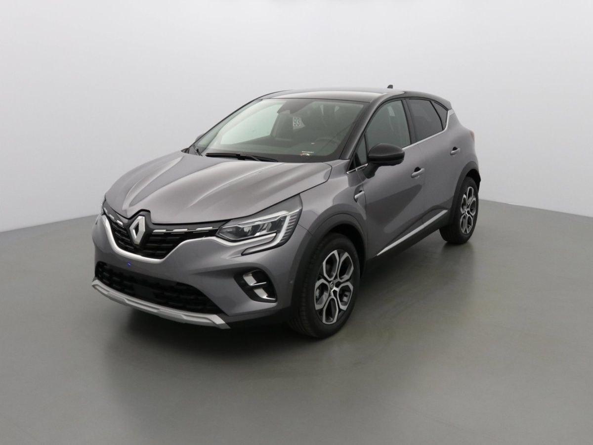 Mandataire auto Beauvais Haut De France Renault Captur Intens 1.5 Bluedci 115cv Edc