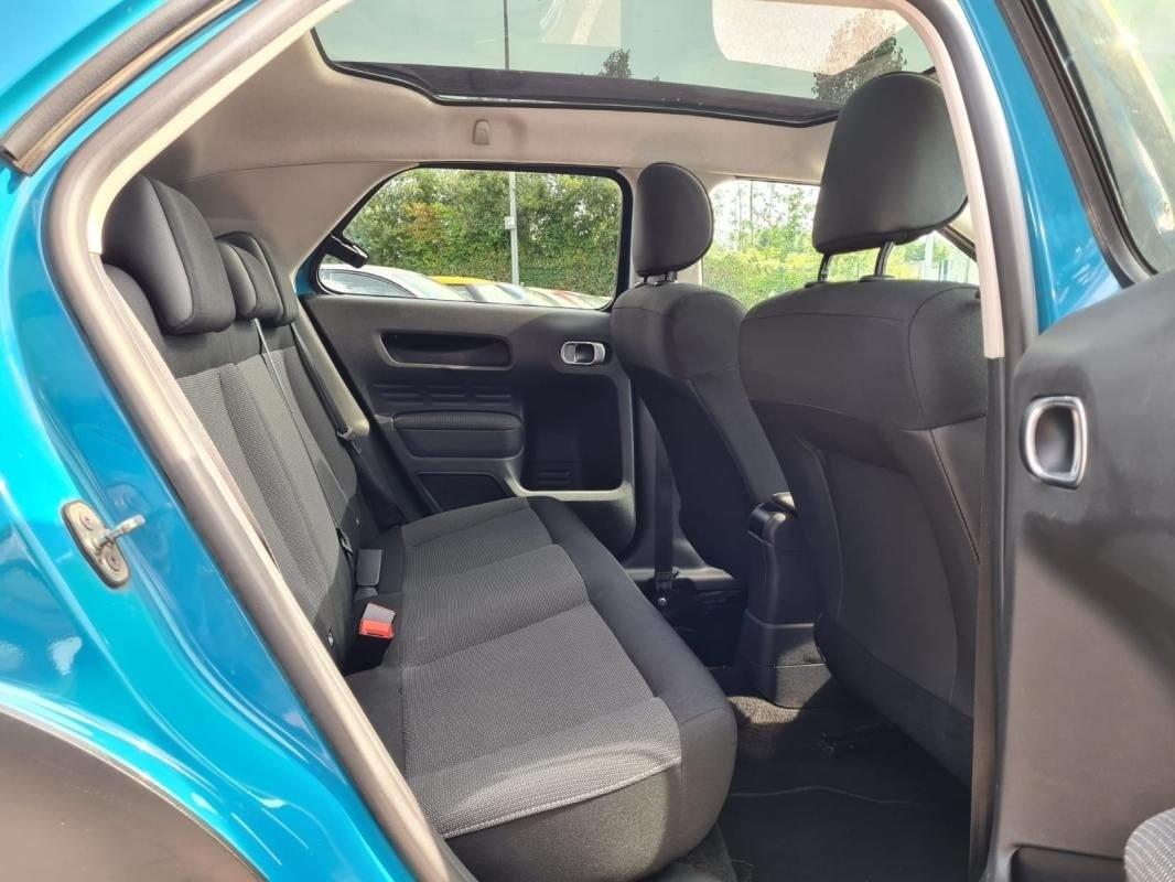 Citroën C4 Cactus PURETECH 82 CV GPS CAM