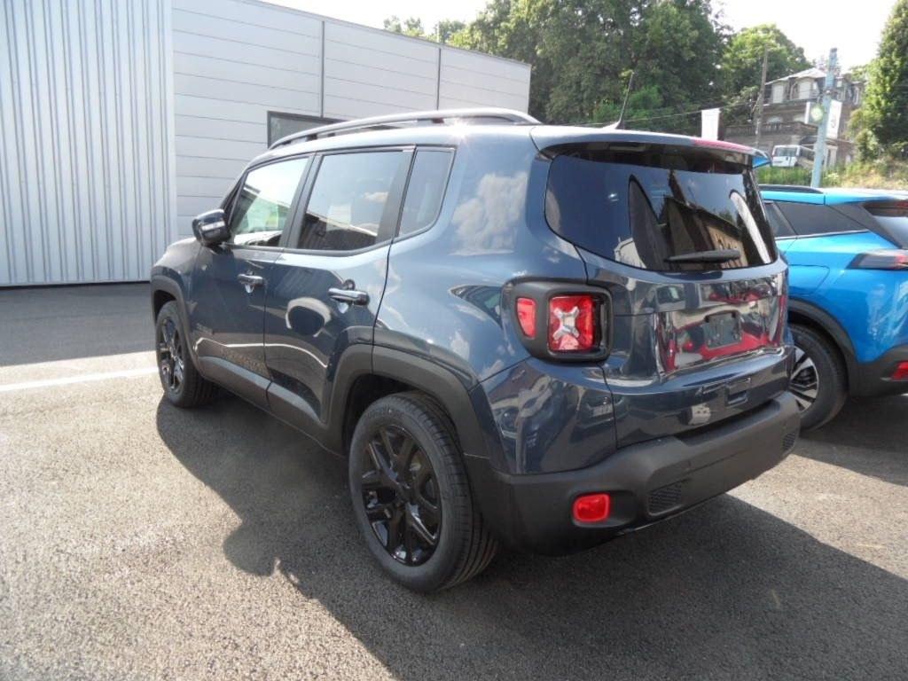 Jeep Renegade nouveau 10 turbo 120 cv LIMITED NEUF