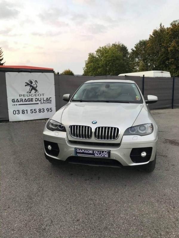 BMW X6 xDrive50i Exclusive
