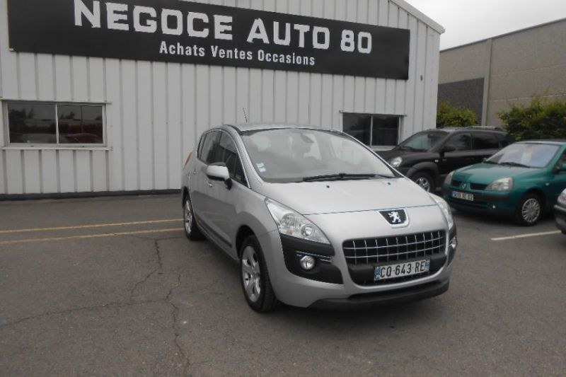 annonce peugeot 3008 confort pack3008 1 6 hdi 16v 112ch fap 181500 km negoce auto 80 negoce. Black Bedroom Furniture Sets. Home Design Ideas