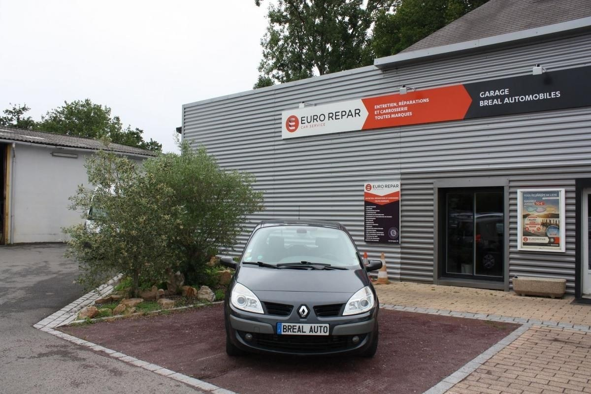 Renault Scénic II 1.5 DCI 105CH EXCEPTION ECO²