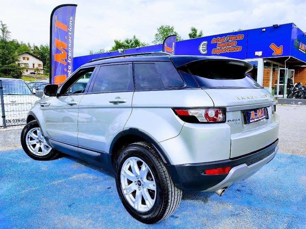 Land Rover Range Rover Evoque TD4 Limited