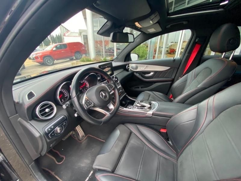 Mercedes Classe GLC coupe 43 AMG 367ch 4Matic 9G-Tronic