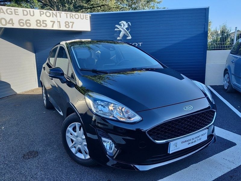 Ford Fiesta 1.1 85CH COOL & CONNECT 5P EURO6.2