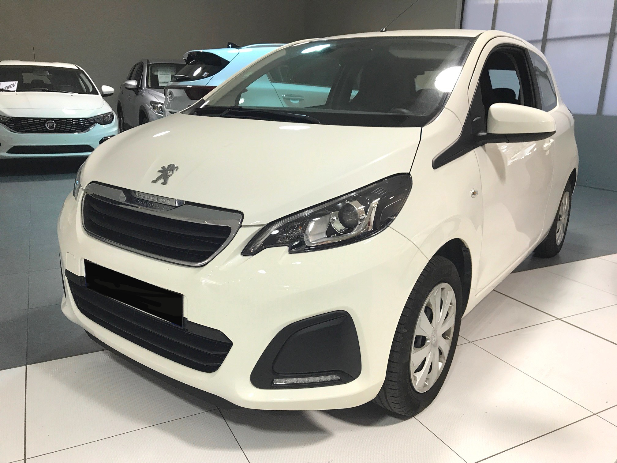 Occasion Peugeot 108 BETHUNE 62400