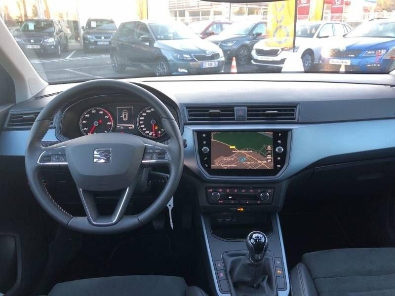 Seat Arona 1.0 EcoTSI 95 ch Start/Stop BVM5 Urban