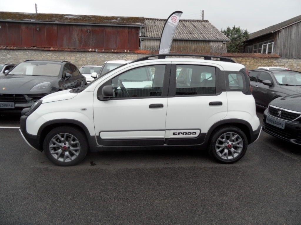 Fiat Panda CITY CROSS+ twin air 85 CV