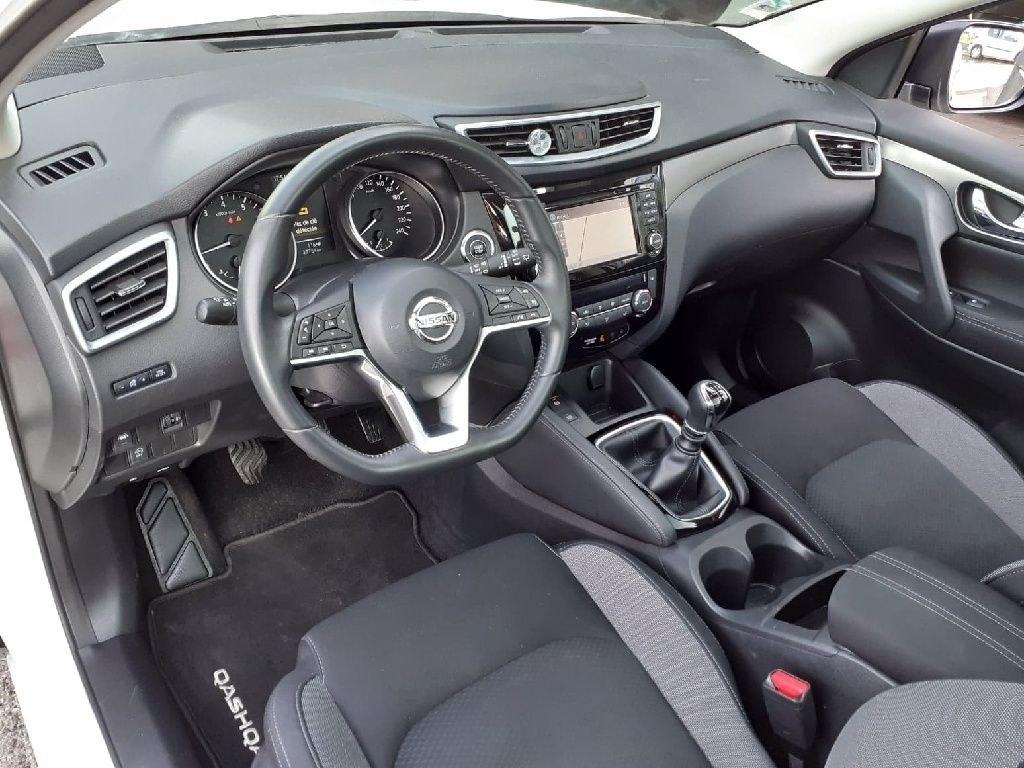 Nissan Qashqai 1.2 DIG-T 115 Teckna
