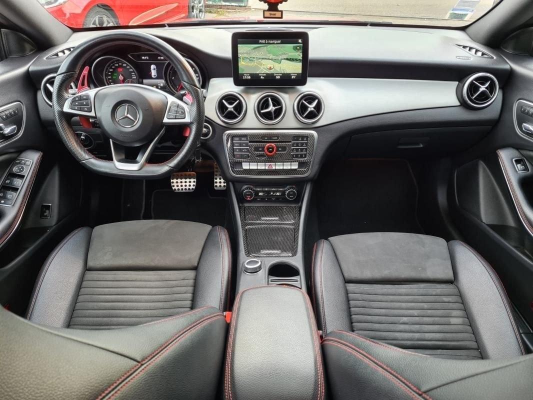 Mercedes CLA 220 D 177 CV GPS CAM TO BVA