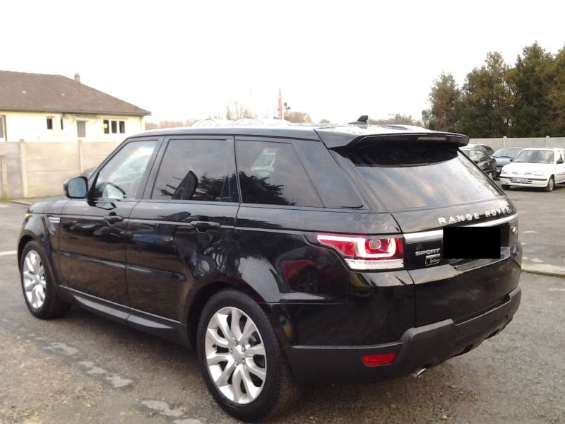 Occasion Land Rover Range rover sport CHARPONT 28500