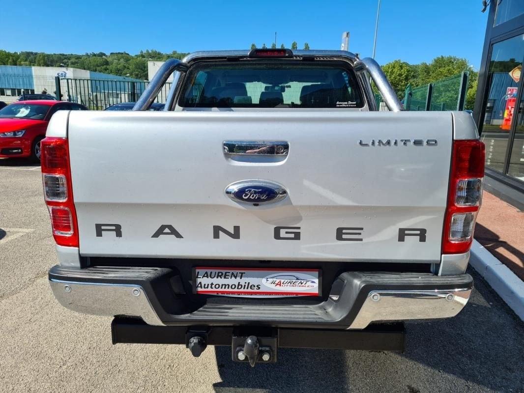 Ford Ranger 3.2 TDCI 200 CV DOUBLE CABINE