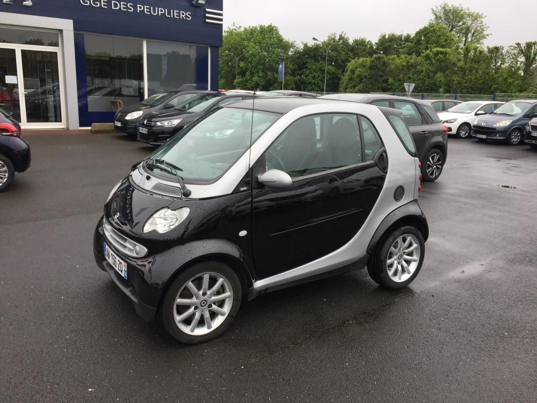 Occasion Smart ForTwo ST CONTEST 14280