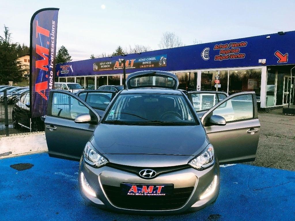 Hyundai i20 1.1 CRDi 75 Pack Sensation