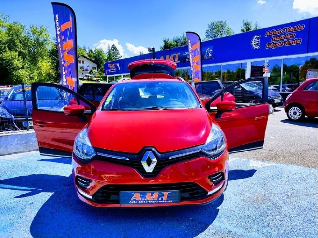 Renault Clio Estate dCi 90 Energy eco2 82g Business