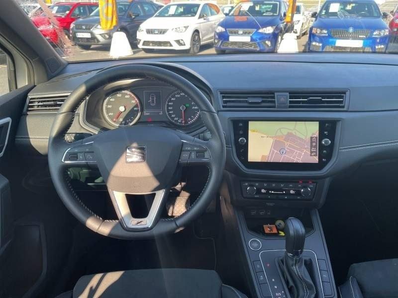 Seat Ibiza 1.0 EcoTSI 115 ch S/S DSG7 Xcellence