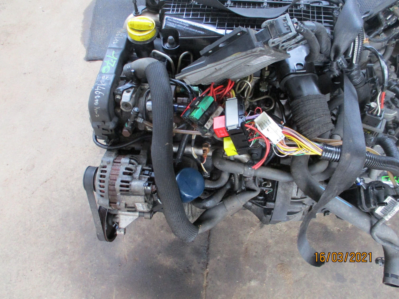 MOTEUR CLIO 1500 DCI 65 CV