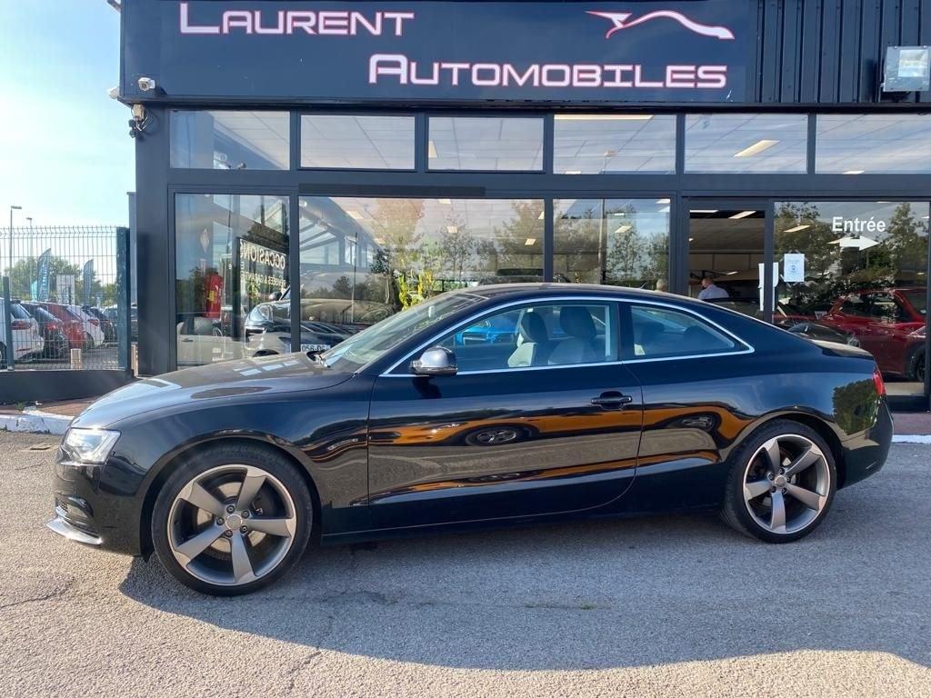 Audi A5 Coupé 3.0 TDI 245 CV QUATTRO BVA GPS CAMERA