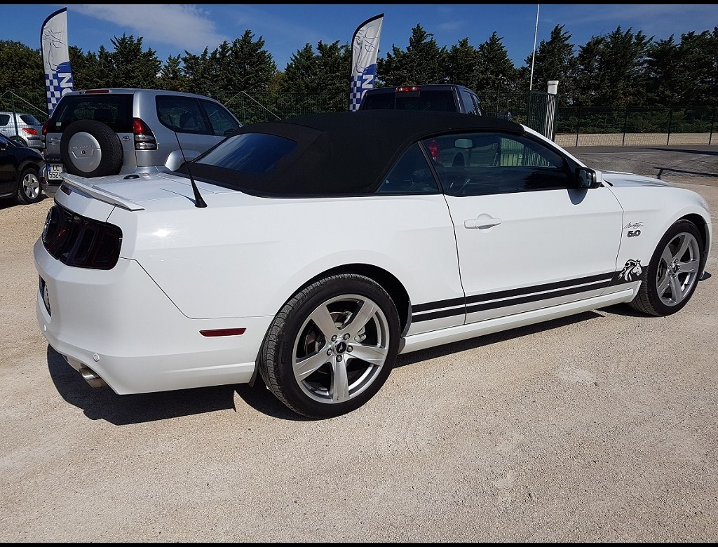 Occasion Ford Mustang CAVAILLON 84300