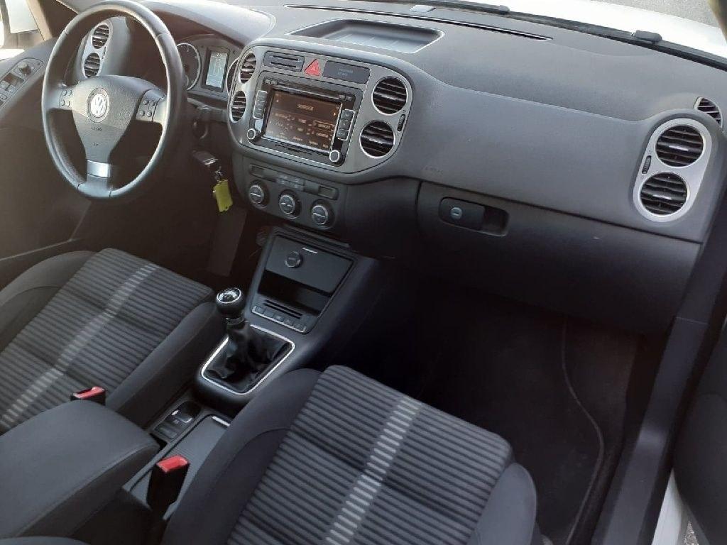 Volkswagen Tiguan 2.0 TDI 140