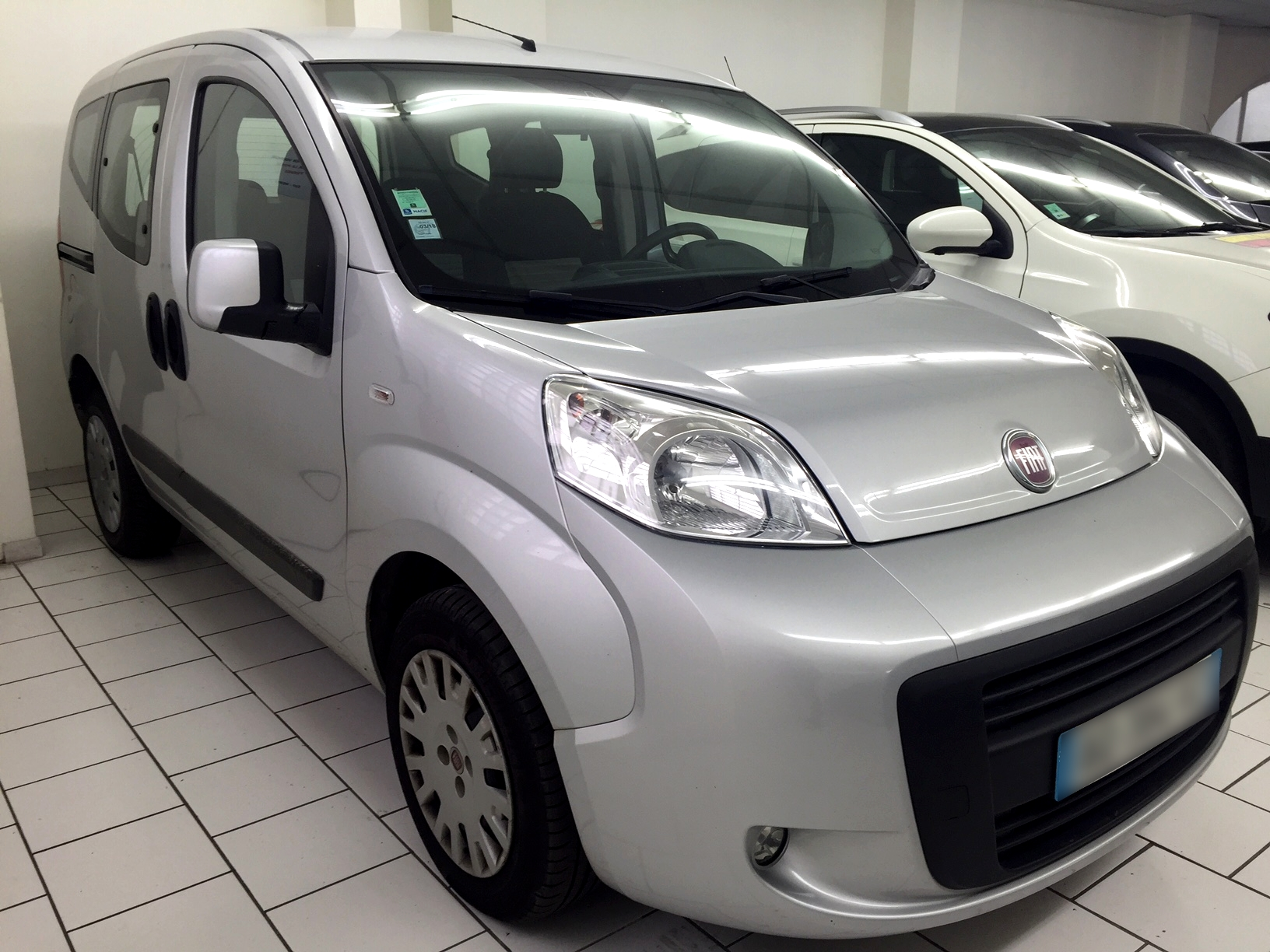 Occasion Fiat Qubo BETHUNE 62400
