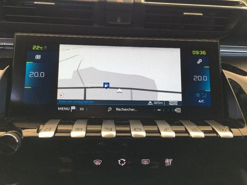 Peugeot 508 HYBRID 225ch GT Line e-EAT8 10cv