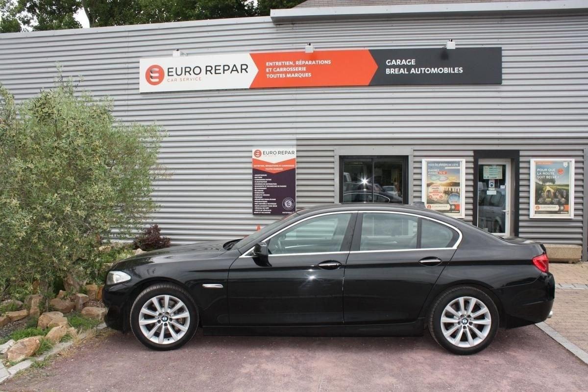 BMW Série 5 (F10) 530DA XDRIVE 258CH EXECUTIVE