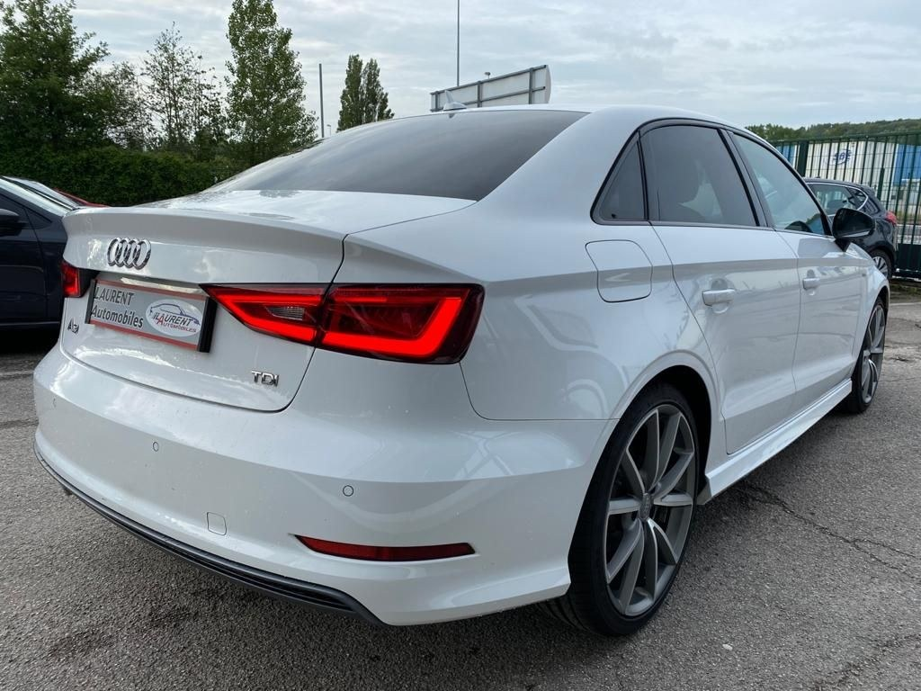 Audi A3 Berline 2.0 TDI 150 CV BVA GPS BLUETOOTH( laurent auto)