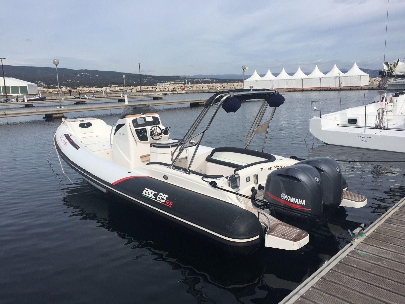 La vente de bateaux neufs