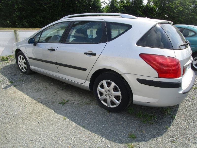 Occasion Peugeot 407 SW BETTON 35830