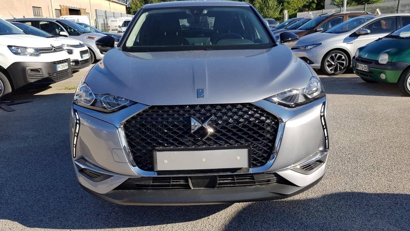 DS DS 3 DS3 CROSSBACK 1.5 BLUEHDI - 100 SO CHIC