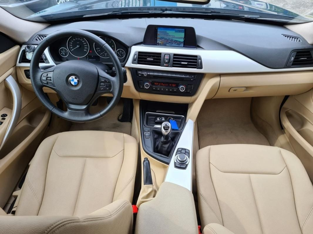 BMW Série 3 Gran Turismo 318 D 143 CV GPS