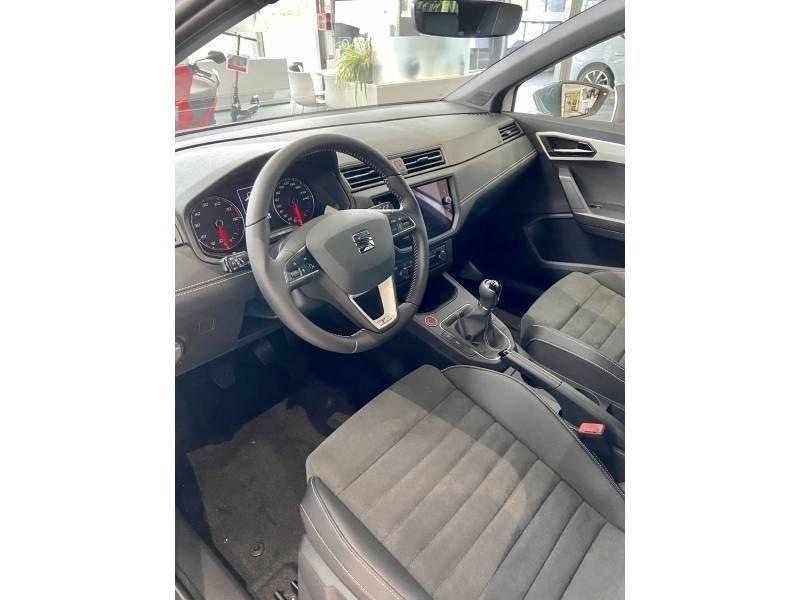 Seat Ibiza 1.0 EcoTSI 95 ch S/S BVM5 Xcellence